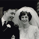 Kevin and Betty Golden Wedding
