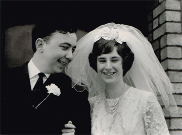 Image for Fund: Kevin and Betty Golden Wedding